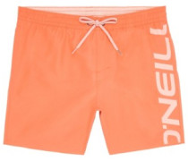 Cali Boardshorts burning orange