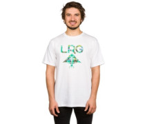 Geo Tree T-Shirt white