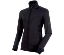 Cruise Ml Fleece Jacket phantom-black