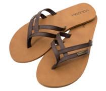 Crosstown Sandals Women brown