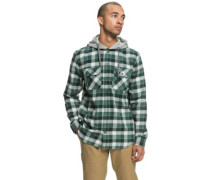 Runnels Shirt LS hunter green