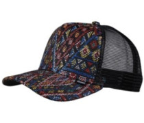 Geronimo Trucker Cap black multi