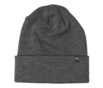Essential Fold Long Beanie grey
