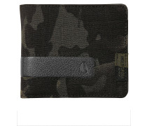 Showdown Bi-Fold Zip Wallet black multicam