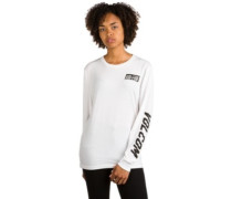 Simply Stoned T-Shirt LS white