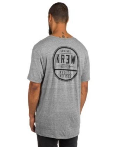 Craft Seal T-Shirt grey heather