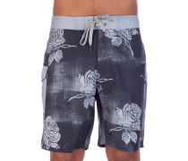 Oblow Trunk Boardshorts pirate black