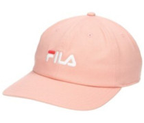 Dad With Linear Logo Cap salmon