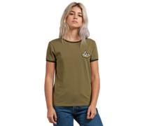 Keep Goin Ringer T-Shirt dark camo