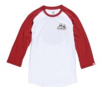 Strike Raglan T-Shirt LS optic white