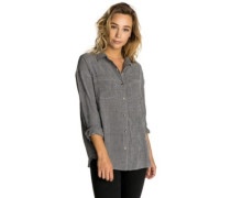 Staple Shirt LS black marled
