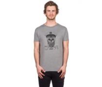 Spooky T-Shirt grey melange