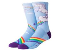 X DLXSF Spirit Animal Socks multi