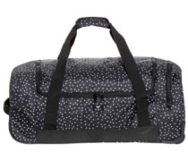 Distance Accross Travelbag true black dots for days