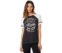 Throttle Maniac T-Shirt black vintage