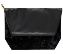 Mountain Ash Clutch Bag black