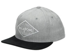 Sama Snapback Cap Youth grey heather