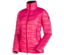 Miva Light In Fleece Jacket magenta
