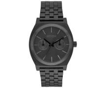 The Time Teller Deluxe all black