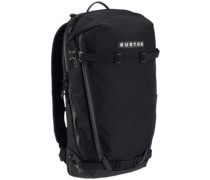 Gorge Backpack true black ballistic