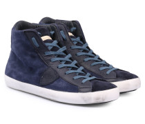 Sneakers Paris H U Mixage Bleu