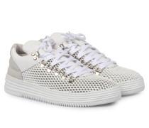 Sneakers Mountain Cut Mesh White