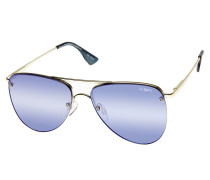 Sonnenbrille The Prince Gold Slate