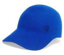 Baseballcap aus Kaninchenfilz