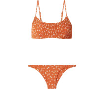 Lindsay & Luna Geraffter Bikini