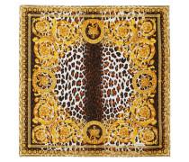 Bedrucktes Tuch aus Seiden-twill