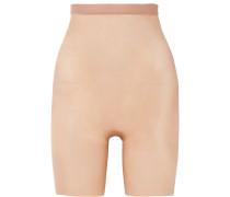 Skinny Britches Hoch Sitzende Shorts