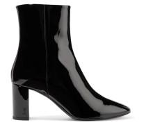 Lou Ankle Boots aus Lackleder