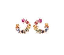 Spiral Ohrringe aus 18 Karat