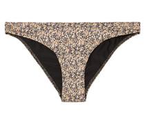 The Classic Bedrucktes Bikini-höschen