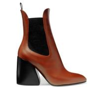 Wave Chelsea Boots aus Leder
