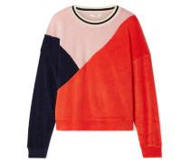 + Margherita Sportivo Sweatshirt aus Ftee aus einer Baumwoll-modalmischung