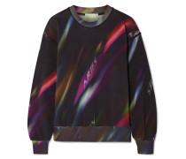 Aurora Bedrucktes Sweatshirt aus Baumwoll-jersey