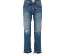 The Throwback Original Hoch Sitzende Jeans