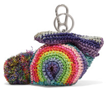 + Paula's Ibiza Bunny Taschenanhänger aus Raffiabast