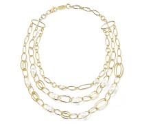 Nova Kette aus 18 Karat  mit Perlen