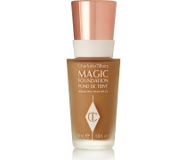Magic Foundation Flawless Long-lasting Coverage Lsf 15 – Shade 8, 30 Ml – Foundation