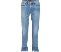 Stella Verkürzte, Halbhohe Jeans