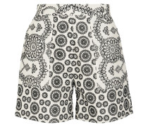 Cleary Shorts aus Baumwolle