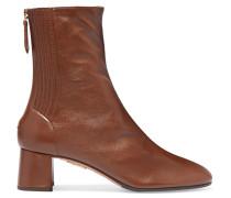 Saint Honoré 50 Sock Boots aus Leder