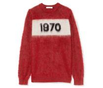 1970 Pullover aus einer Mohairmischung