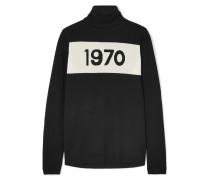 1970 Rollkragenpullover aus Wolle
