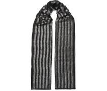 Schal aus einer Seidenmischung