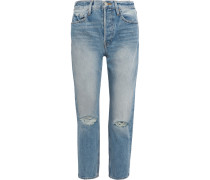 Rigid Re-release Le Original Hoch Sitzende Jeans