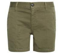Le Cuffed Shorts aus einer Baumwollmischung