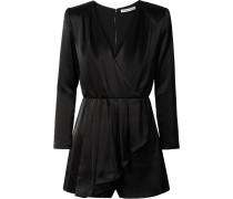 Demi Playsuit aus Satin